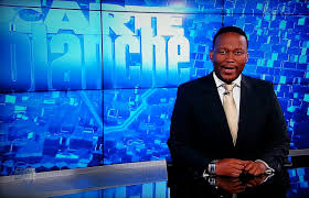 Carte Blanche On M Net Sunday Night Returned To A Studio And An Anchor Desk For The First Time In Exactly Two Years Since Longrunning Weekly South