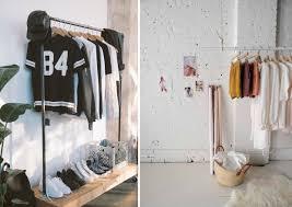 Decorative Metal Garment Rack by Home Design Clothes Rack Room Landscape Contractors