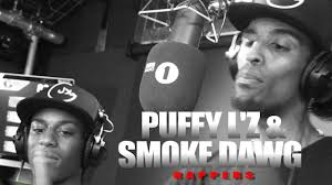 puffy l z smoke dawg fire in the booth youtube