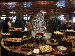 dessert table picture of dobyns dining room point lookout