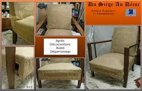 tapissier siege fauteuil ées 50 style studio du siège au décor tapissier d