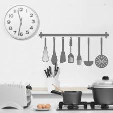pochoir pour cuisine stickers penderie de cuisine achetez en ligne
