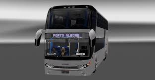 Modasa Zeus 3 – Scania 6×2 Bus - ATS Mod | American Truck Simulator Mod