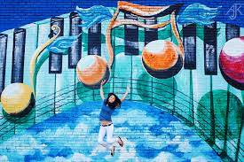 Deep Ellum Dallas Murals by Ajk Images Photography Blog By Andrew Knowles Photographers In Dallas