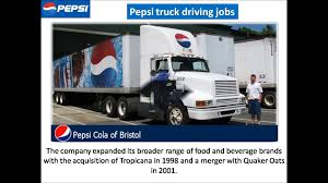 Pepsi Truck Driving Jobs - Video Dailymotion Truck Driving Jobs For Veterans Get Hired Today Gi In Texas Job Search For Drivejbhuntcom Regional Driver Listings Drive Jb Hunt Uncategorized Arizona Dsw Digby Southwest How Much Do Drivers Earn In Canada Truckers Traing 5 Types Of You Could With The Right A Quick Guide Becoming A 2018 Mw Local Driverjob Cdl Entrylevel No Experience Prime Honors Vets With Fast Track