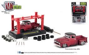 100 Model Truck Kits M2 Machines 164 20 1956 Ford F100 FOOSE