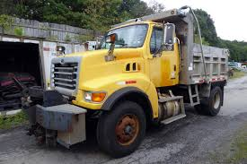 2004 Sterling L8500 Single Axle Dump Truck For Sale By Arthur Trovei ...