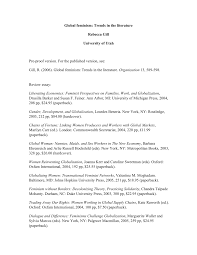 PDF Review Essay Global Feminism Trends In