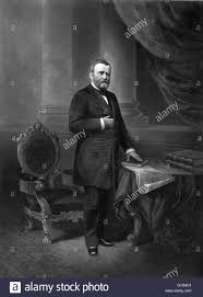 Ulysses S Grant Born Hiram April 27 1822