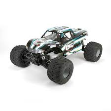 Losi Monster Truck XL 1/5 4WD RTR In Black (LOS05009T1) | RC Car ...
