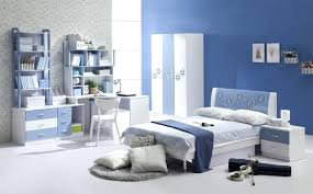 Girls Blue Bedroom Ideas For Teenage Design Room