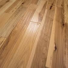 Hickory Hand Scraped Prefinished Engineered Wood Flooring Sample