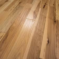 Hickory Hand Scraped Prefinished Engineered Wood Flooring Sample