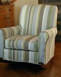 Furniture: Decorative Glider Rocker Slipcover Design For ... Glide Rocking Chair Billdealco Gliding Rusinshawco Splendid Wooden Rocking Chair For Nursery Wood Cushions Fding Glider Replacement Thriftyfun Ottomans Convertible Bedroom C Seat Gliders Custom Made Or Home Rocker Cushion Luxe Basics Cover Me Not Included Gray Fniture Decorative Slipcover Design Cheap Find Update A The Diy Mommy Baby