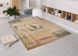 vielfarbige brücken galerien und teppiche größe 252 teppich 160x235 cm beige