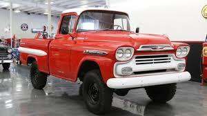 100 Autotrader Trucks 1959 Chevrolet Apache For Sale Near Fredericksburg Texas
