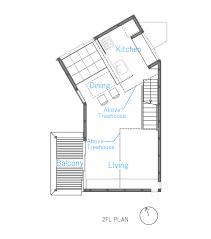 104 Tree House Floor Plan Gallery Of Small With Floating House Yuki Miyamoto Architect 18
