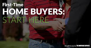 First Time Home Buyers Start Here