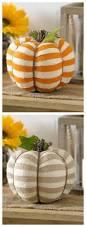 Carvable Craft Pumpkins Wholesale by Best 25 Burlap Pumpkins Ideas On Pinterest Fabric Pumpkins