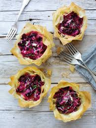 berry canapes canape archives great food magazine