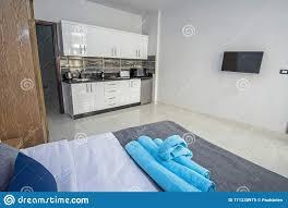 Studio Apartment Kitchen Ideas Interior Design Of Bedroom In Studio Apartment With Kitchen