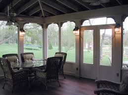 Runnen Floor Decking Outdoor Brown Stained by Porch Flooring Options The Porch Companythe Porch Company