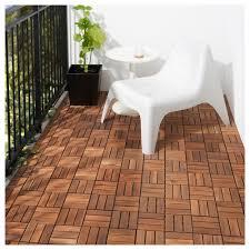 RUNNEN Floor decking outdoor Brown stained 0 81 m² IKEA