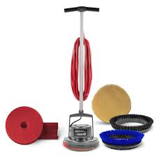 oreck orbiter floor carpet cleaning package includes brushes