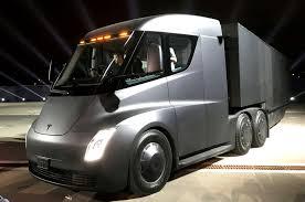 100 Largest Trucks UPS Preorders 125 Tesla Semitrucks The Companys Order