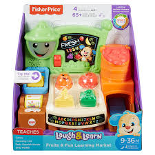 Fisher-Price Laugh & Learn Fruits & Fun Learning Market | DWW11 ... 1987 Fisher Price Farm Toy Youtube Fisherprice Laugh Learn Jumperoo Walmartcom Amazoncom Bright Starts Having A Ball Cluck And Barn Fun Sounds Demo Little People Vintage Learningactivity Table Lego With Learning Basketball Animal Friends Toys Games Toysrus Vintage Sound Activity Center Mini My First