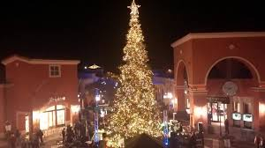 Tumbleweed Christmas Trees by Simi Town Center Christmas Tree Lighting Ceremony 3 Youtube