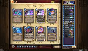 Exodia Deck Profile 2017 by Exodia Mage Vs Lich King With Fun Interactions Hearthstone Decks