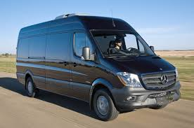 2014 Mercedes-Benz Sprinter 2500 First Test - Truck Trend