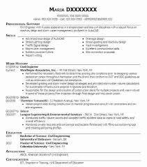 Best Engineering Resume Format Engineer Templates Civil