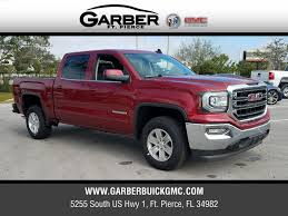 New 2018 GMC Sierra 1500 For Sale In Ft. Pierce, FL At Garber ... 2018 New Gmc Sierra 2500hd 4wd Crew Cab Standard Box Slt At Banks 2017 1500 Regular 1190 Sle 2 Door Pickup Teases Duramax With Photos Of Hood Scoop 2016 Hd Ups The Ante With Set Improvements Reviews And Rating Motor Trend Find A 2014 In S Florida Sheehan Buick For Sale Ft Pierce Fl Garber Canyon Denali Truck Review Dealer Reading Pa Hendrick Cary Is Raleigh Dealer New Used For Sale Pricing Features Edmunds