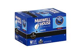 Maxwell House The Original Roast Coffee K CupR Packs 12 Ct Box