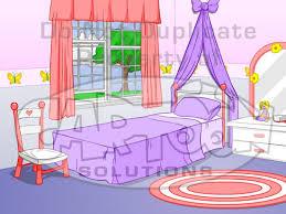bedroom illustrator cartoon solutions
