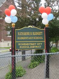 Katharine Burr Blodgett Day At Elementary School In Schenectady