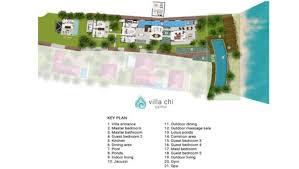 Villa Chi Samui At Lotus Samui Master Bedroom Villa Chi Samui Po 5 Bedrooms Best Deals