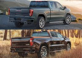 2019-gmc-sierra-chevy-silverado-1500-rear-lights - The Fast Lane Truck 52017 Chevy Silverado Gmc Sierra Pickups Recalled Due To 23500hd First Drive Bifuel Natural Gas Pickup Trucks Now In Production Critics Notebook 2016 High Country Crew Cab 4x4 Duramax Buyers Guide How Pick The Best Gm Diesel Drivgline 2009 Chevrolet And Hybrid Readylift Launches New Big Lift Kit Series For 42018 Vs Which Truck Is Better In Colorado 2015 Hd Details Prices Elevation Introduces Midnight 2019 Silveradogmc Spied But Security Isnt Happy