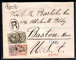 16 Brief Ausland Adressieren Eueom Mexico