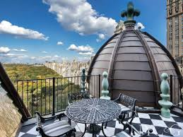 100 Penthouses For Sale New York Inside Tommy Hilfigers 6895 Million Dome Penthouse At The Plaza
