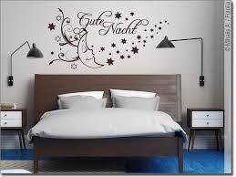 wandworte gute nacht für kinderzimmer und schlafzimmer