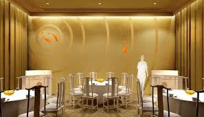 Frame Magazine Revealed The Renderings For Royal China Restaurant Today Is Being Designed By Ministry Of Design MOD And Here