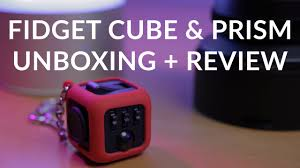 Official Antsy Labs Fidget Cube Prism Unboxing Review Worth Waiting For The Real One ASMR