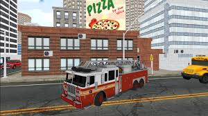 100 Fire Truck Games Free Fighter Revenue Download Estimates Google Play Store US