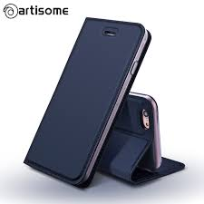 Aliexpress Buy ARTISOME Filp PU Leather Case For iPhone 7 7