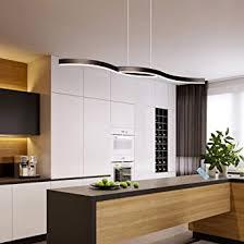 küchenle pendelleuchte led esstischle dimmbar esszimmer hängele modern design decke le mit fernbedienung hängeleuchte höhenverstellbar