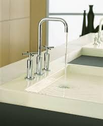 Kohler Purist Faucet Gold by Faucet Com K 14408 4 Bv In Brushed Bronze By Kohler