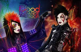10 song to listen to by blood on the dance floor